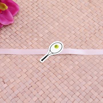 Fita com tag - raquete de tênis