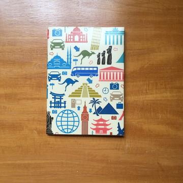Porta Passaporte - pontos turísticos