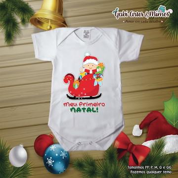 Body Personalizado Natal mod.005