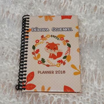 Kit 1000 Mini agendas planner diário
