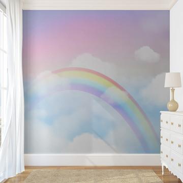 Painel de Parede - Arco-íris
