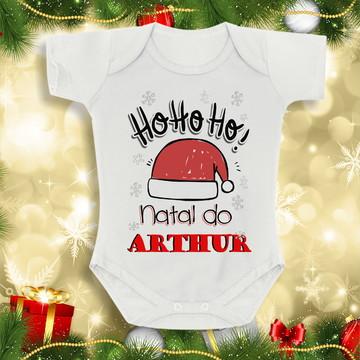body personalizado natal feliz natal roupa de bebe