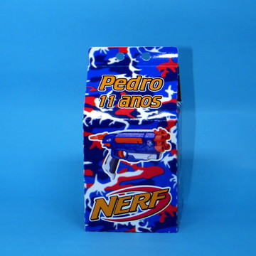Caixinha Milk Nerf