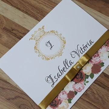 Convite 15 anos / Convite Casamento Barato