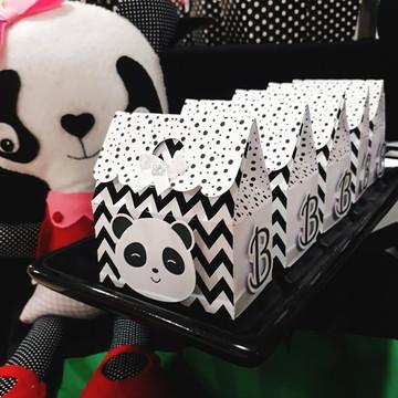 Caixa Sacolinha | Panda