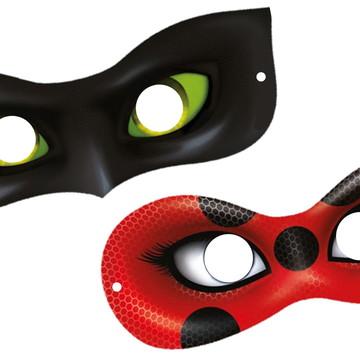 Máscara Miraculous Ladybug