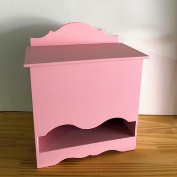 Porta Fraldas rosé/salmão