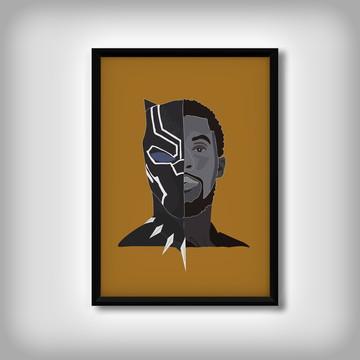 "Quadro do ""Pantera Negra"""