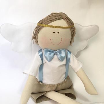 Boneco Anjinho Batizado