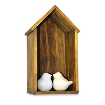 Nicho Casa Rústico - Tamanho Pequeno