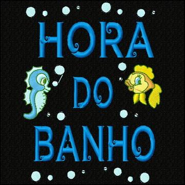 Matriz de bordado BCI0862 HORA DO BANHO3
