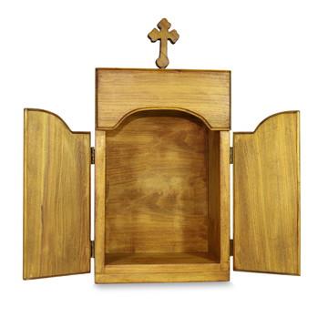 Oratório Capelinha de Madeira