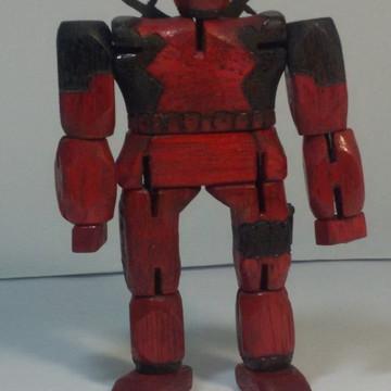 Deadpool Gepeto Superhero