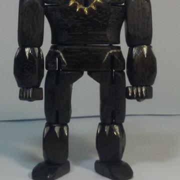 Pantera Negra Gepeto Superheros