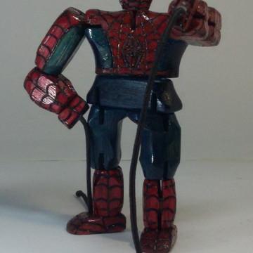 Spider Man Gepeto Superheros