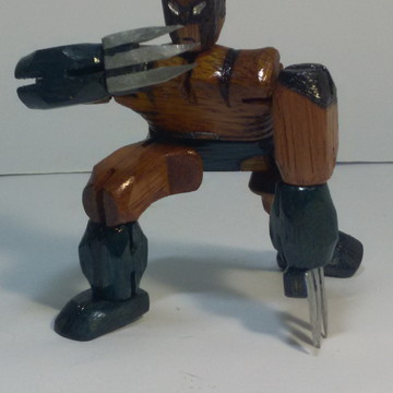 Wolverine Gepeto Superheros