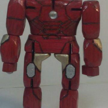 Homem de Ferro Gepeto Superhero
