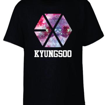 Camiseta EXO