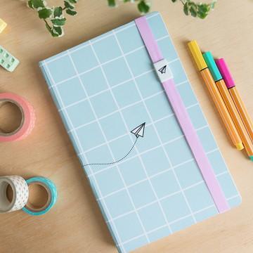 Caderno Pontilhado - Bullet Journal