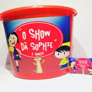 Kit Cinema Show da Luna
