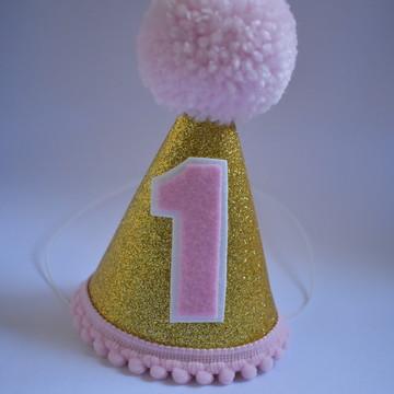 Mini Chapéu Smash the Cake
