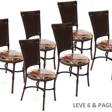 Cadeira para Mesa Cozinha Sala de Jantar Área Gourmet