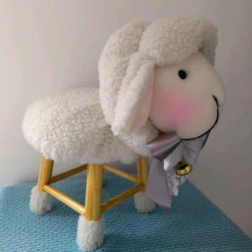 Banquinho de ovelha