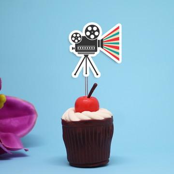Colher para doce - cinema - Hollywood - câmera