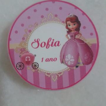 Latinhas Lembrancinha Princesa Sofia