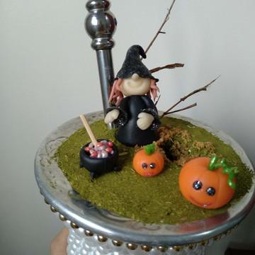 Kit enfeites Halloween