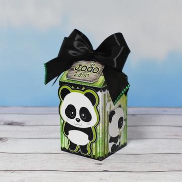 Caixa Milk Ursinho Panda
