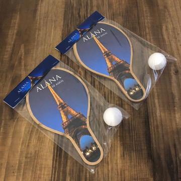 Kit Raquetes, tema Paris