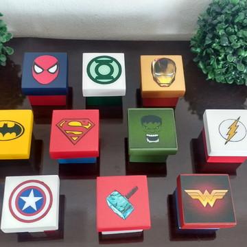 "Lembrancinhas ""Super-Herois"""