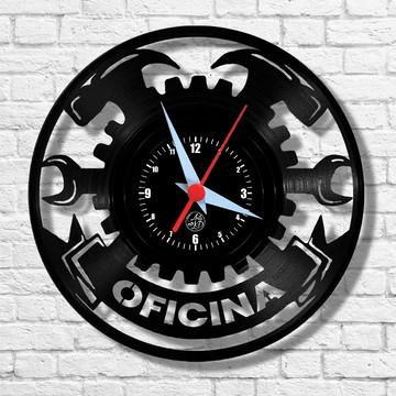Oficina - Relógio de Parede