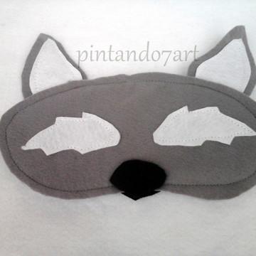 Mestre Splinter - Tartaruga ninja - Mascara de dormir