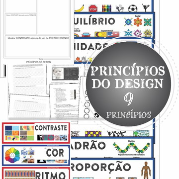 PRINCÍPIOS DO DESIGN
