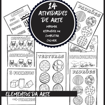 ELEMENTOS DA ARTE