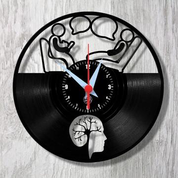 Psiquiatra - Relógio de Parede