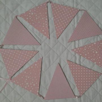 Bandeirolas para decoração