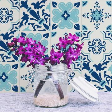 Adesivo de Azulejo Português I