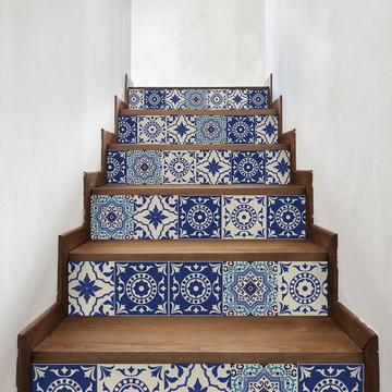 Adesivo de Azulejo Português III