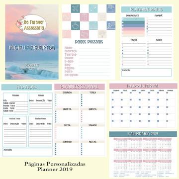 Designer para Planner - Arquivo Digital