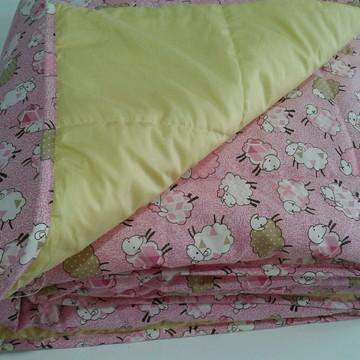 Edredom dupla para mini cama