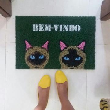 Gatos: Siamês