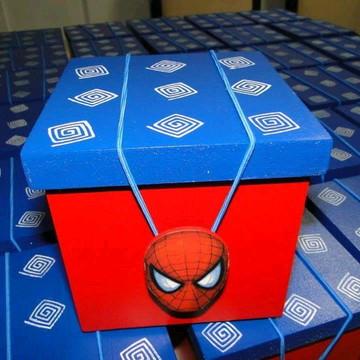 Lembrancinha do Homem-Aranha