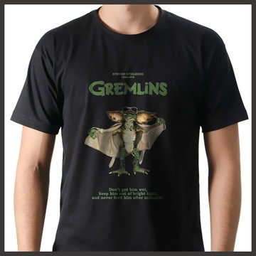 Camiseta Filme Gremlins