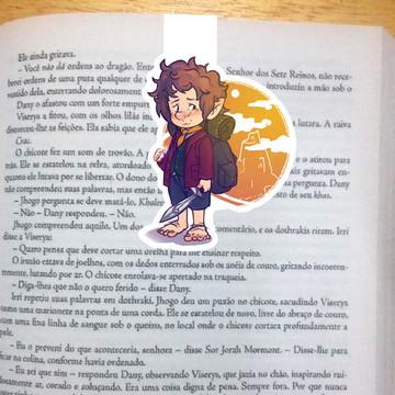 Marcador Magnetico Bilbo Bolseiro