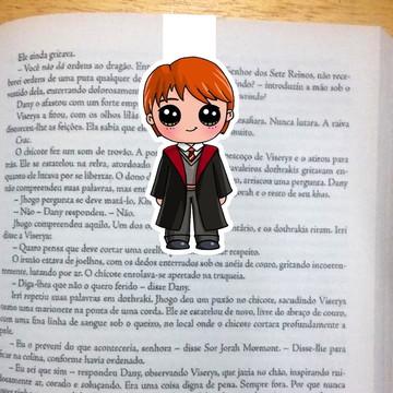 Marcador Magnetico Roni Weasley