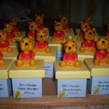 lembrancinha do pooh