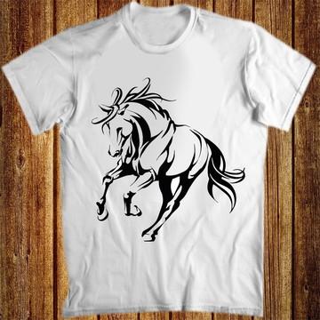 5ee8377368 Camiseta cavalo